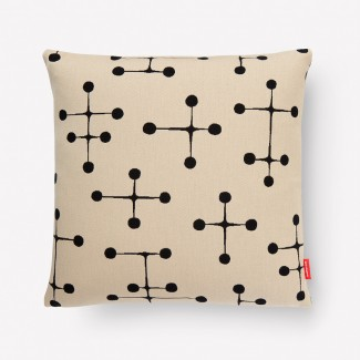 Maharam Dot Pattern Pillow, Document