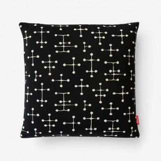 Maharam Small Dot Pattern Pillow, Document Reverse