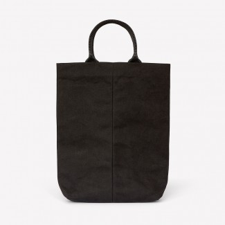 Maharam Twin Bag, Black/Cobalt