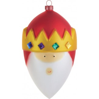 Alessi Gaspare Christmas Bauble