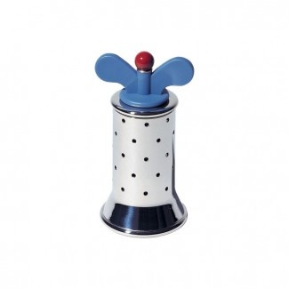 Alessi Michael Graves Pepper Mill - Blue