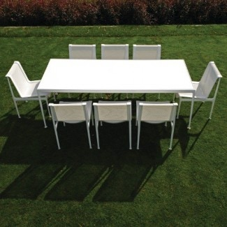 Richard Schultz 1966 Collection 90H Standard Height Dining Tables