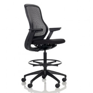 Knoll ReGeneration - Flex Back Net High Task Chair
