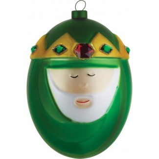 Alessi Melchiorre Christmas Bauble
