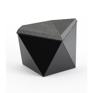 Knoll David Adjaye - Washington Prism Ottoman