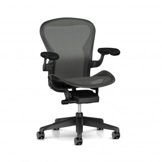 Herman Miller Aeron® Chair (Remastered by Don Chadwick, 2016) - Build Your Own