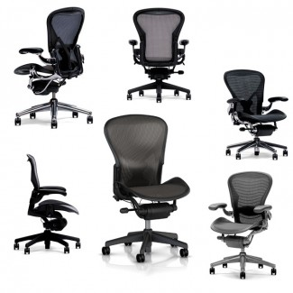 Herman Miller Aeron® Chair - Build Your Own Aeron® Chair