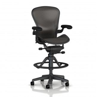 Herman Miller Aeron® Chair - Basic Aeron® Work Stool