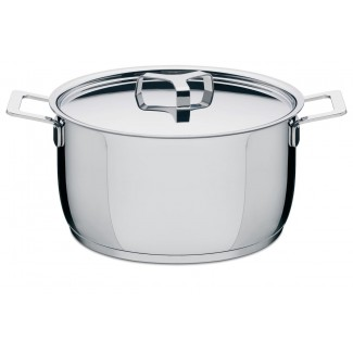Alessi Pots+Pans Casserole With Two Handles AJM101