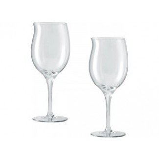 Alessi Alberto'S Vineyard Universal Tasting Glasses-Set of 2