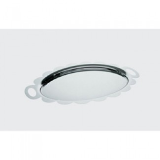 Alessi AM12 Recinto Oval Tray