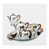 Alessi Bombe Teapot 90012 8 M
