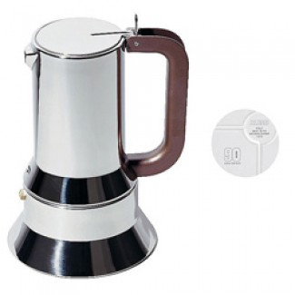 CLEARANCE - Alessi Espresso Coffee Maker, 90th Anniversary Special Edition