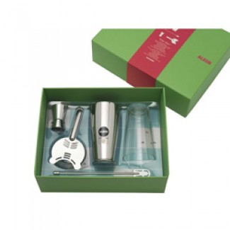 Alessi 5050SET Boston Shaker Gift Set