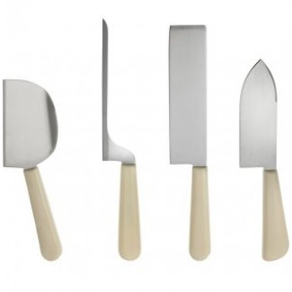 Alessi Milky Way Minor Set of Cheese Knives- GAG500S3
