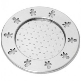 Alessi Mini Girotondo Glass Coaster