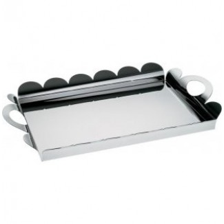 Alessi AM02 Recinto Rectangular Tray