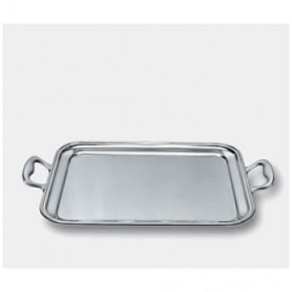 Alessi 340 Rectangular Tray with Handles