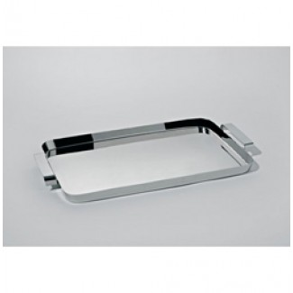 Alessi Tau Rectangular Tray With Handles KL09