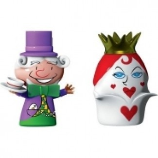 Alessi The Hatter & The Queen Figurines Set