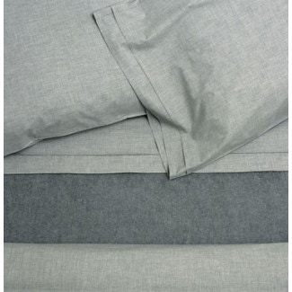 Area Bedding Heather Flat Sheet