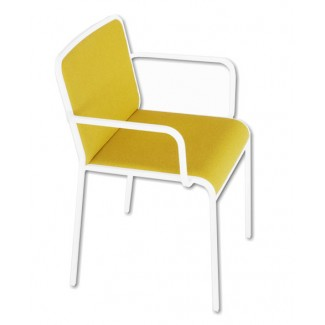 Lapalma Aria Upholstered Stackable Armchair