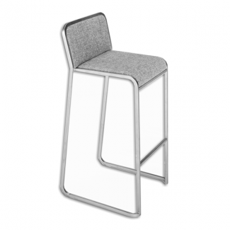 Lapalma Aria Upholstery Stackable Stool