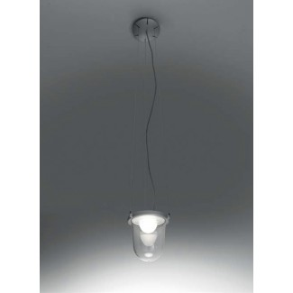 Artemide Tolomeo Lantern Outdoor Suspension Lamp
