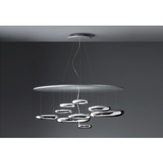 Artemide Mercury Suspension LED Lamp