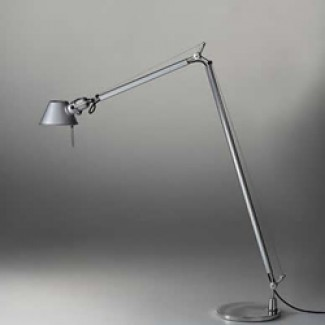 Artemide Tolomeo Lettura Reading Floor Lamp, TLR0100 (Black Friday)