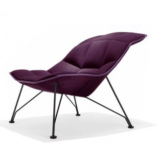 Knoll Markus Jehs and Jurgen Laub - Lounge Chair (Articulating Back, Wire Base)