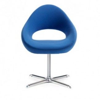 Artifort Shark Cross-Base Lounge Chair