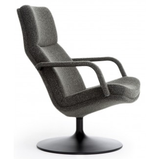 Artifort F 156 Disc Lounge Chair