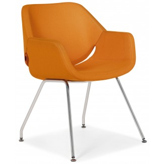 Artifort Gap 4-Legged Chair