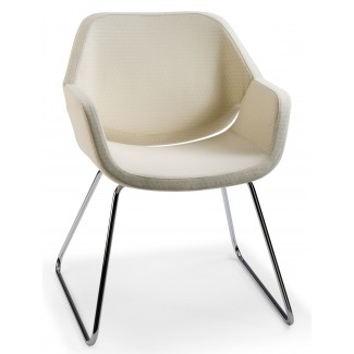 Artifort Gap Sledge Chair