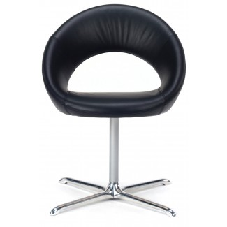 Artifort Nina C 4-Legged Pedestal Chair