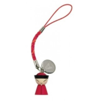 Alessi Mr. Chin Cell Phone Charm