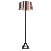 Tom Dixon Base Floor Light, Copper
