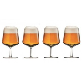 Iittala Essence Beer Glass Set of 4
