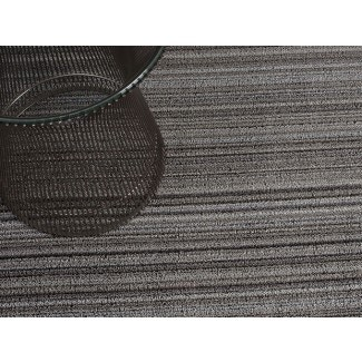 Chilewich Skinny Stripe Shag Indoor/Outdoor Mats