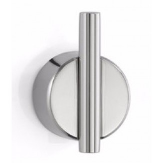 Blomus DUO polished Wall Hook, Screw-On