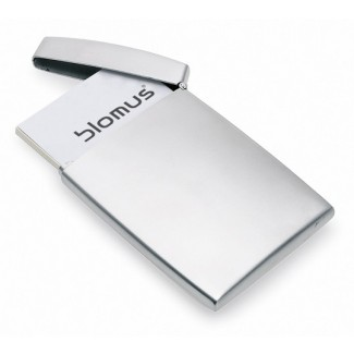 Blomus GENTS Business Card Case, Hinge