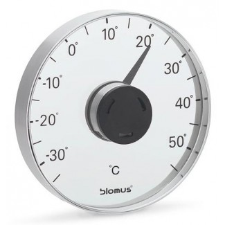 Blomus Grado Window Thermometer in Celsius