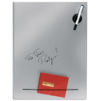Blomus Muro Magnetic Board With Marker and Eraser