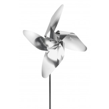 Blomus VIENTO Pinwheel, 4 Petal