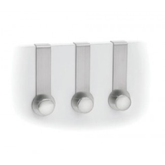 Blomus MURO 3 Piece Overdoor Hook Set