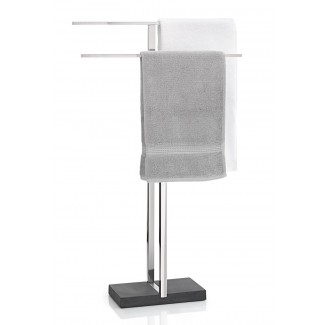 Blomus Menoto Towel Stand - Polished