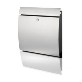 Blomus Signo Letter Box With Lock