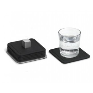 Blomus Trayan Square Coasters Set