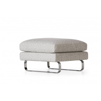 Moooi Boutique Footstool, Naked or with Cover